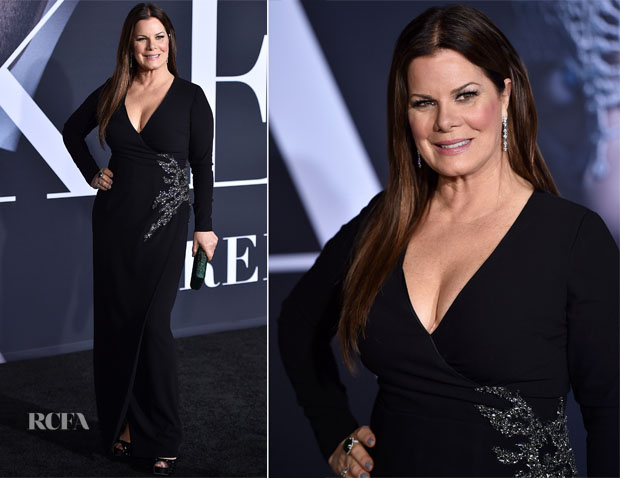 Marcia Gay Harden In David Meister -  'Fifty Shades Darker' LA Premiere