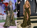Mariah Carey In Philipp Plein - 2017 Vanity Fair Oscar Party