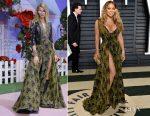 Mariah Carey In Philipp Plein - 2017 Vanity Fair Oscar Party