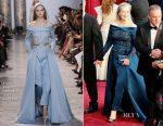 Meryl Streep In Elie Saab Couture - 2017 Oscars