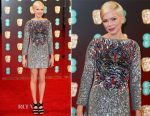 Michelle Williams In Louis Vuitton - 2017 BAFTAs