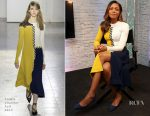 Naomie Harris In Cédric Charlier - BUILD Series LDN