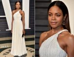 Naomie Harris In Calvin Klein By Appointment - 2017 Vanity Fair Oscars Party