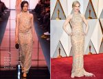 Nicole Kidman In Armani Privé - 2017 Oscars