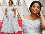 Octavia Spencer In Marchesa - 2017 Oscars