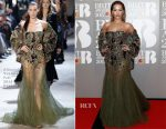 Rita Ora In Alexandre Vauthier Couture - 2017 BRIT Awards