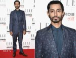Riz Ahmed In Valentino - 2017 Elle Style Awards