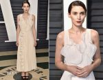 Rooney Mara In H&M Conscious Collection - 2017 Vanity Fair Oscar Party