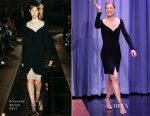 Rosamund Pike In Givenchy - The Tonight Show Starring Jimmy Fallon