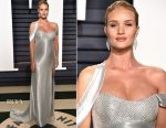 Rosie Huntington-Whiteley In Atelier Versace - 2017 Vanity Fair Oscar Party