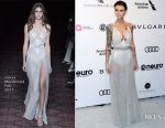 Ruby Rose In Julien Macdonald - Elton John AIDS Foundation's Academy Awards Viewing Party