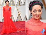 Ruth Negga In Valentino Couture - 2017 Oscars