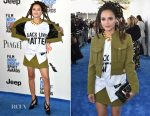 Sasha Lane In Louis Vuitton - 2017 Film Independent Spirit Awards