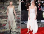 Sienna Miller In Alexander McQueen - 'The Lost City of Z' London Premiere