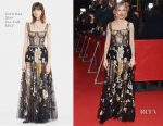 Sienna Miller In Christian Dior - 'The Lost City of Z' Berlin Film Festival Premiere