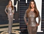 Sofia Vergara In Michael Kors Collection - 2017 Vanity Fair Oscar Party