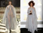 Solange Knowles In Iris van Herpen Couture - 2017 Grammy Awards Performance