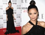 Thandie Newton In Erdem - 2017 Elle Style Awards