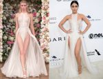 Vanessa Hudgens In Kristian Aadnevik - Elton John's AIDS Foundation's Academy Awards Viewing Party