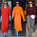 Victoria Beckham In Victoria Beckham – Out In New York