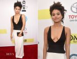 Zazie Beetz In Narciso Rodriguez - 2017 NAACP Image Awards