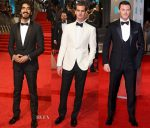 2017 BAFTAs Men Red Carpet Roundup