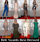 Who Was Your Best Dressed At The 2017 BRIT Awards?