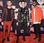 2017 iHeartRadio Music Awards Red Carpet Menswear Roundup