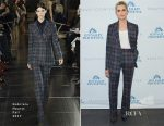 Allison Williams In Gabriela Hearst - Sun Valley Film Festival