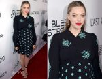 Amanda Seyfried In Chloe - 'The Last Word' LA Premiere