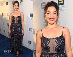 America Ferrera In Stella Nolasco - The Human Rights Campaign Gala Dinner In LA
