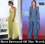 Best Dressed Of The Week - Emma Watson In Christian Dior Couture & Brie Larson In Alexander McQueen