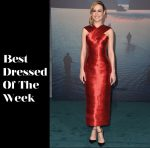Best Dressed Of The Week - Brie Larson In Oscar de la Renta