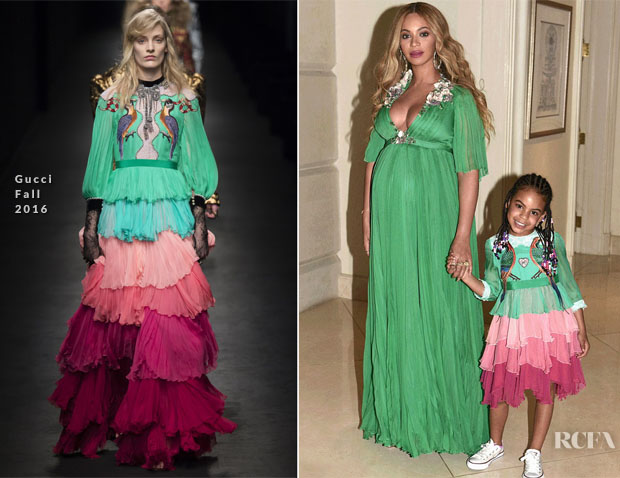 0e7c962a While Beyonce and Blue Ivy didn't walk the red carpet at the 'Beauty And  The Beast' LA premiere on Thursday (March 2), they were later spotted taking  in the ...