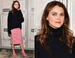 Build Series Presents Keri Russell (In Prada) Discussing 'The Americans'