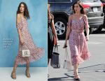 Camilla Belle In Rebecca Minkoff - 13th Annual Desert Smash Benefitting St. Jude Children's Research Hospital