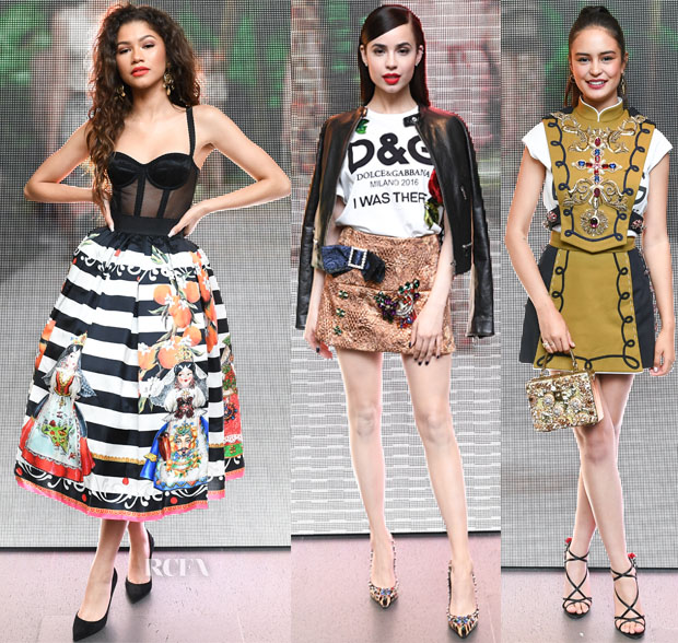 8b65a098e29e Dolce   Gabbana  DGMILLENNIALS Event - Red Carpet Fashion Awards