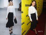 Eiza González In Michael Kors - 'Baby Driver' SXSW Premiere