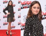 Ella Purnell In Chanel - Three Empire Awards
