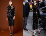 Emma Roberts In Markarian - Late Show with Stephen Colbert