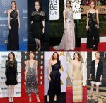 Which Was Your Favourite Emma Stone Awards Season Look?