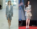 Fan Bingbing In Louis Vuitton - 'The Amazing Race China' Press Conference