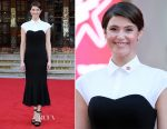 Gemma Arterton In Michael Kors - Prince's Trust Celebrate Success Awards