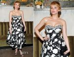 Haley Bennett In Prada - 'The Hollywood Reporter' & Jimmy Choo Stylist Dinner In LA
