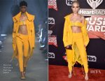 Halsey In Versus Versace - 2017 iHeartRadio Music Awards