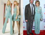 Jane Fonda In Elie Saab - Netflix's 'Grace and Frankie' Season 3 Premiere