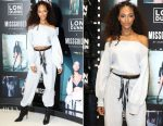 Jourdan Dunn Celebrates The Launch Of The Lon Dunn+ Missguided Collection