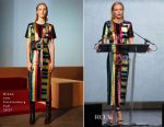 Kate Bosworth In Diane von Furstenberg - Vital Voices Global Leadership Awards