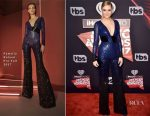 Kelsea Ballerini In Pamella Roland - 2017 iHeartRadio Music Awards