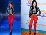 Laura Marano In Marc Jacobs - Nickelodeon's 2017 Kids' Choice Awards